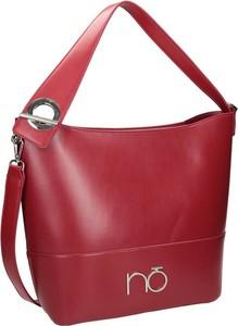 Czerwona torebka NOBO duża