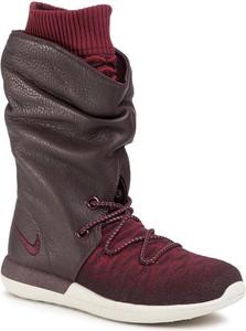 Śniegowce Nike z płaską podeszwą