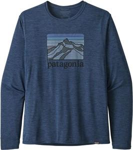 Koszulka z długim rękawem Patagonia z długim rękawem
