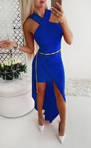 Sukienka Iwette Fashion bez rękawów