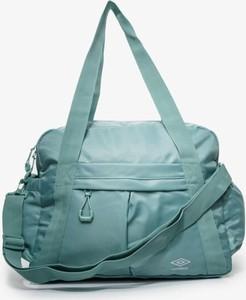 Zielona torba sportowa Umbro