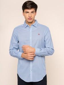Koszula Napapijri z długim rękawem
