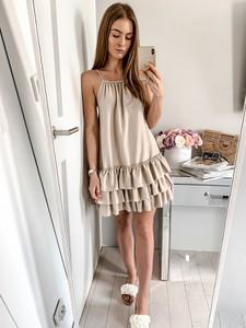 Sukienka L'Amour z bawełny
