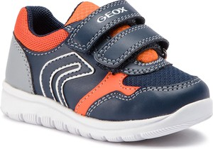 Niebieskie buty sportowe dziecięce Geox