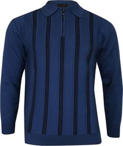 Granatowy sweter Elkjaer