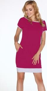 Sukienka MERRIBEL z krótkim rękawem mini
