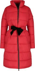 Czerwony płaszcz My Twin w stylu casual