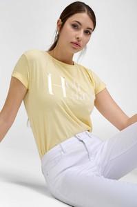 T-shirt ORSAY z okrągłym dekoltem z krótkim rękawem