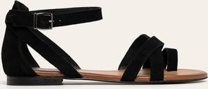 Sandały Wojas z klamrami