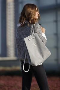 Plecak Intensi z bawełny