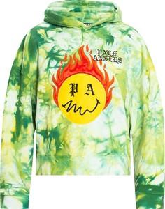 Bluza Palm Angels w młodzieżowym stylu z nadrukiem