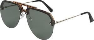 Emp Urban Classics - Sunglasses Toronto - Okulary przeciwsłoneczne - brązowy