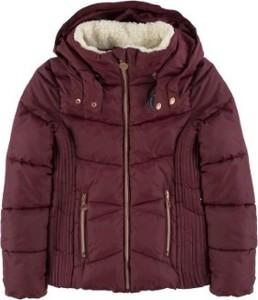 Czerwona kurtka dziecięca Tom Tailor dla dziewczynek