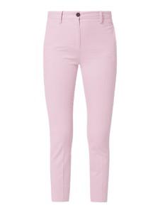Spodnie Tommy Hilfiger z bawełny w stylu casual
