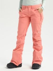 Różowe spodnie sportowe Burton