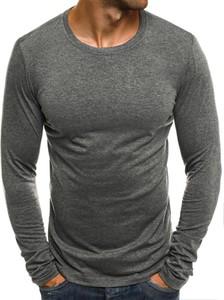 Koszulka z długim rękawem J.STYLE z bawełny