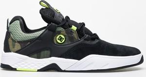 Buty sportowe DC Shoes ze skóry