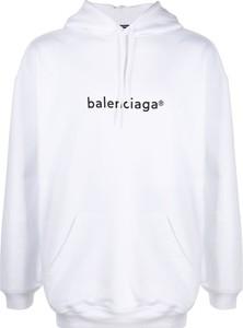 Bluza Balenciaga z bawełny w młodzieżowym stylu