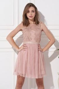 Sukienka Ella Boutique mini rozkloszowana