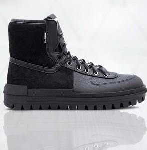 Buty zimowe Nike sznurowane