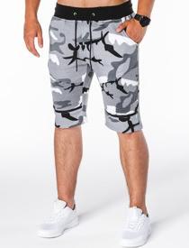 Spodenki Ombre Clothing w militarnym stylu