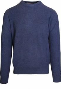 Niebieski sweter J.w.sax Milano