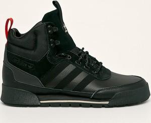 Buty Zimowe Adidas Originals Baara Boot Jasne Szare