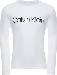 Koszulka z długim rękawem Calvin Klein w młodzieżowym stylu