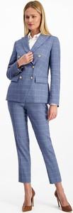 Niebieskie spodnie Lavard