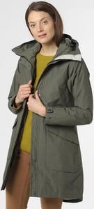 Zielona kurtka Didriksons w stylu casual