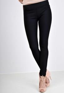 Czarne legginsy Zoio z bawełny w stylu casual