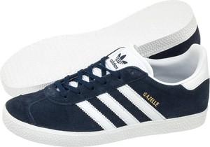 251c4f16f8ae73 Granatowe buty damskie adidas gazelle, kolekcja lato 2019