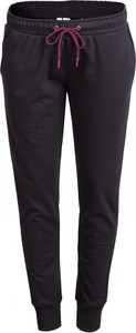 Granatowe spodnie sportowe Outhorn