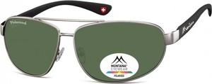 Stylion Męskie klasyczne okulary Przeciwsłoneczne Polaryzacyjne MP99B