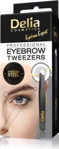 Delia Cosmetics, Eyebrow Expert, pęseta do brwi