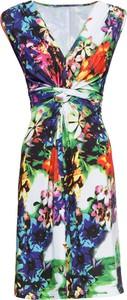 Sukienka bonprix BODYFLIRT boutique z krótkim rękawem