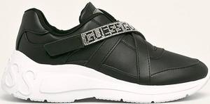 Sneakersy Guess Jeans z płaską podeszwą
