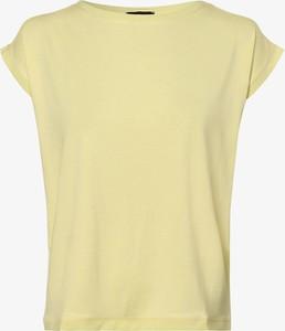 T-shirt More & More z okrągłym dekoltem z dżerseju w stylu casual