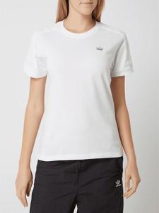 T-shirt Adidas Originals w sportowym stylu z krótkim rękawem z bawełny