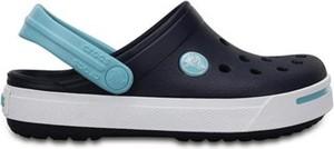 Czarne buty dziecięce letnie Crocs