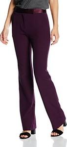 Granatowe spodnie hotsquash