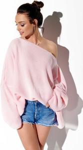 Różowy sweter Lemoniade