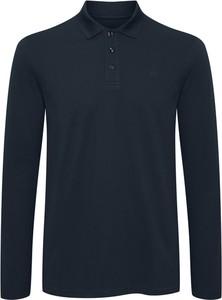 Niebieska koszulka z długim rękawem Matinique