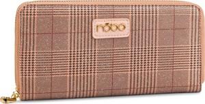 Brązowy portfel NOBO