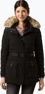 8d4ef48355 pikowane kurtki zimowe damskie. Czarna kurtka Wellensteyn długa