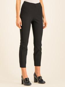 Czarne spodnie Tommy Hilfiger w stylu casual