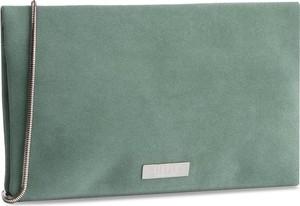 Zielona torebka Simple mała do ręki w stylu casual