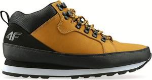 Buty zimowe 4F sznurowane