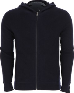 Czarny sweter Michael Kors w stylu casual