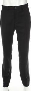 Czarne spodnie BZR